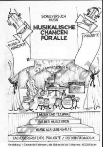 Musikalische Chancen für alle